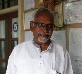 Gojnur portrait